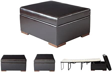 SpaceMaster iBed Convertible Ottoman