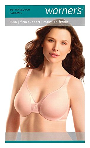Warners Womens Firm Support Padded Underwire Bra