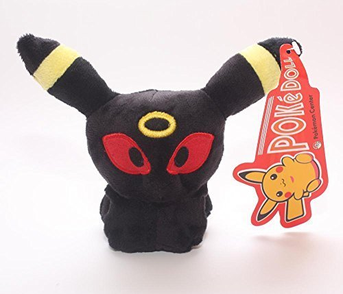 12cm 5 Pokemon Umbreon Plush Toy Stuffed Doll Figure for sale  Delivered anywhere in Canada