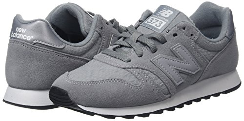 grey Grigio white New Donna 373 032 Sneaker Balance wXyXqgrUv