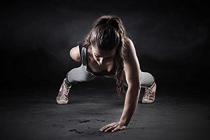 Amazon com: Sexy Girl Sports exercising Bodybuilding Fitness