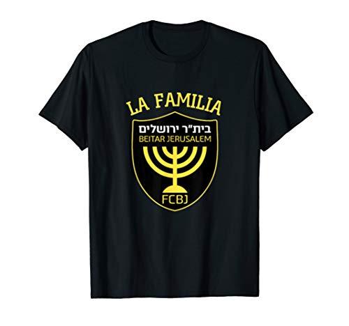 Beitar Jerusalem FC Soccer Football Shirt La Familia Israel