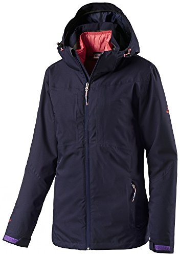 McKinley D-Dop-Jacke Avoca navy dark/red