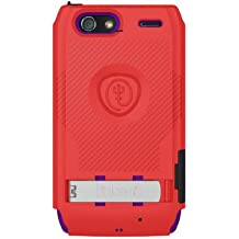 Trident Build Your Own KRAKEN A.M.S. Case for Droid Razr Maxx - Retail Packaging - Red/Purple