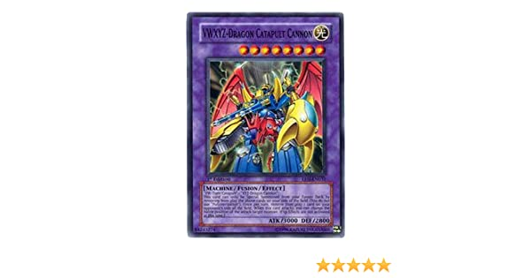 Yu-Gi-Oh! - VWXYZ-Dragon Catapult Cannon (EEN-EN031) - Elemental Energy -  1st Edition - Super Rare