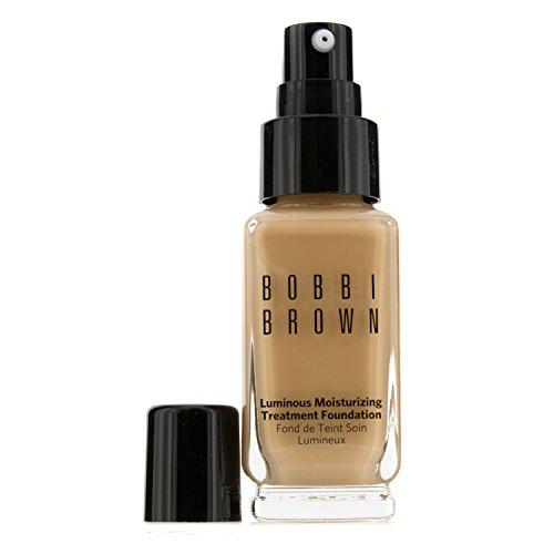 Bobbi Brown Luminous Moisturizing Treatment Foundation - # 4.5 Warm Natural 30ml/1oz The Natural Moisturizing Foundation
