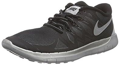 24970277fdd1 NIKE Free 5.0 Flash Junior Running Shoe