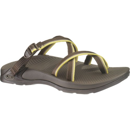 Chaco Zong Ecotread Slide Sandale Brownie