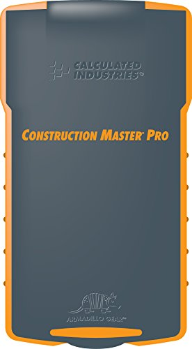 Calculated Industries 4065 Construction Master Pro Advanced Construction Math Feet-inch-Fraction Calculator for Contractors, Estimators, Builders, Framers, Remodelers, Renovators and Carpenters by Calculated Industries (Image #4)