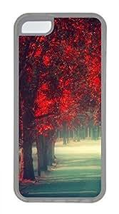 iPhone 5c case, Cute Walking Alone iPhone 5c Cover, iPhone 5c Cases, Soft Clear iPhone 5c Covers