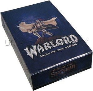 Warlord CCG: Eye of the Storm Booster - Ccg Warlord
