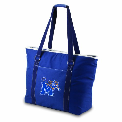 PICNIC TIME NCAA Memphis Tigers Tahoe Extra Large Insulated Cooler Tote by PICNIC TIME (Image #1)
