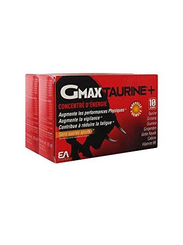 EA PHARMA GMAX Taurine Duo (2 x 30 ampoules)