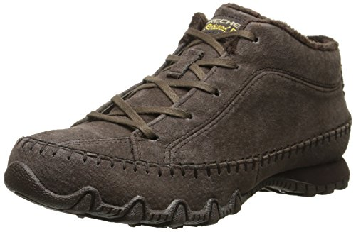 Skechers Bikers Totem Pole Damen Sneakers Chocolate