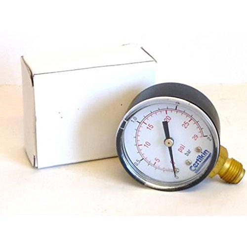 Certikin Swimming Pool Sand Filter Pressure Gauge