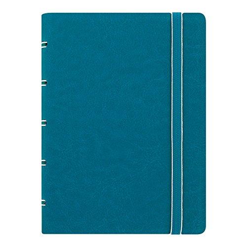Filofax Notebook, Pocket Size, 5.5 x 3.5 inches,  Aqua (B115006U)