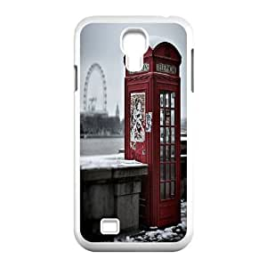 Customized Phone Box Phone Case, Personalized Hard Back Phone Case for SamSung Galaxy S4 I9500 Phone Box