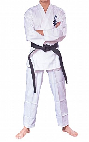 POJ J (Karate Gi Halloween Costume)