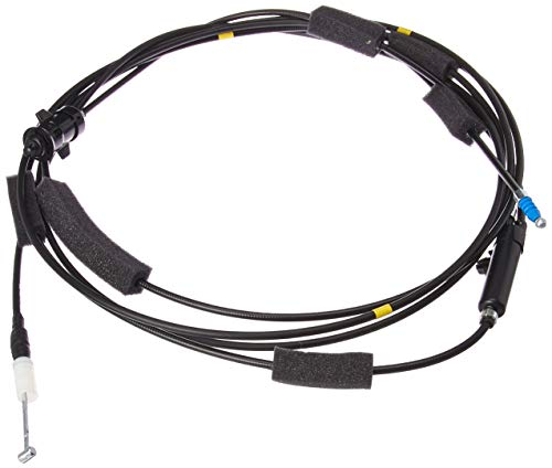 Genuine Honda 74880-S5P-305 Trunk/Fuel Lid Release Cable (Honda Trunk Lid)
