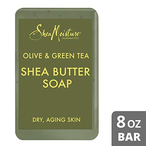 Olive & Green Tea Shea Butter Soap