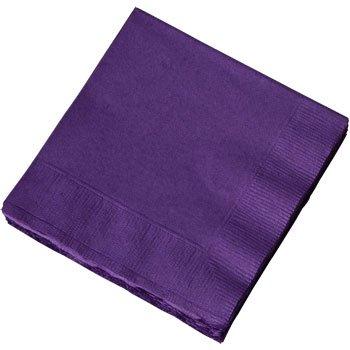 Purple Beverage Napkins 30 ct. by Party! B00ENP61II