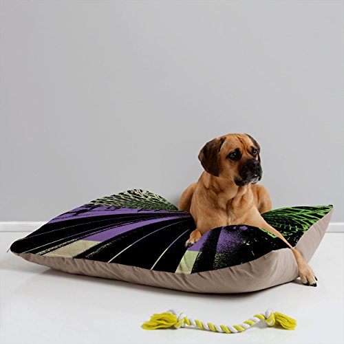 Metro Dog Bed - Deny Designs Amy Smith DC Metro Pet Bed, 40 by 30-Inch