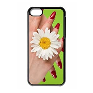 Diy iPhone 6 plus Daisy flower Personalized Art Print Design Hard Shell Protection WYF015717 Phone Back Case for iPhone 6 plus