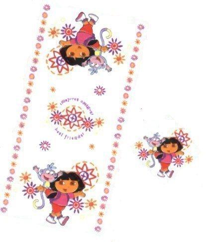 - Dora the Explorer 2 Piece Towel Set