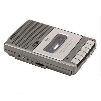 Analog Recorder - New Audiovox RCA RP3503 Analog Voice Recorder Portable High Quality Excellent Performance