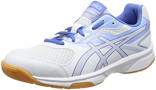 white 2 Blue airly Donna Bianco regatta Da Asics Scarpe Ginnastica Upcourt Blue xFw6Aq7pgB