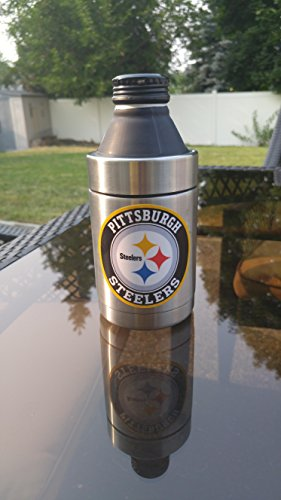 Steelers Custom Tumbler Colster Rambler Vinyl Decals Custom Sizes Buy 2 Get 1 (Buy Customs)