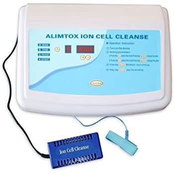 Amazon Com Alimtox Rejuvenix Ionic Detox Ion Cell Cleanse