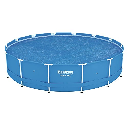 Bestway 58252 Solar Pool Cover, - Round Solar Cover 15'