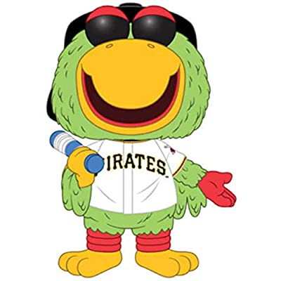 Funko POP! MLB: Pirate Parrot (Pittsburgh): Toys & Games
