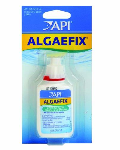 Aquarium Pharmaceuticals Aquarian AlgaeFix Freshwater Algae Control -- 1.25 oz