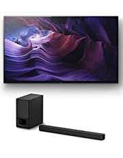 """$1597 » Sony XBR-48A9S 48"""" Inch Master Series BRAVIA OLED 4K Smart HDR TV with a Sony HT-S350 2.1 Channel Home Theater Soundbar Wireless System (2020)"""
