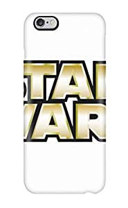 Hot Snap-on Star Wars Logo Hard Cover Case/ Protective Case For Iphone 6 Plus(3D PC Soft Case)