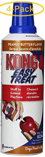 KONG Stuff'n Easy Treat - Peanut Butter Recipe 8 oz - Pack of - Kong Liver Stuffn