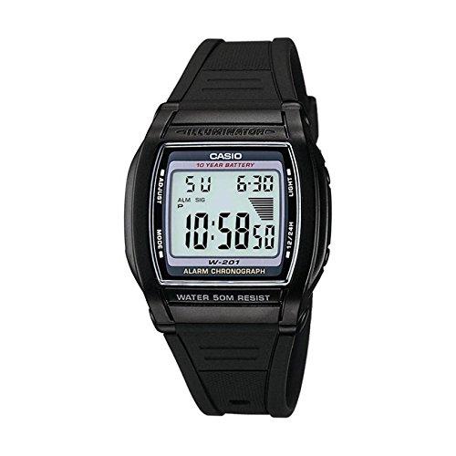 カシオ CASIO 腕時計 時計 チープカシオW-201-1A