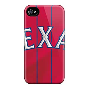 Hot Snap-on Texas Rangers Hard Cover Case/ Protective Case For iphone 6