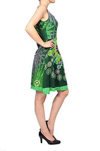 DESIGUAL - Vestido para Mujer Multicolor