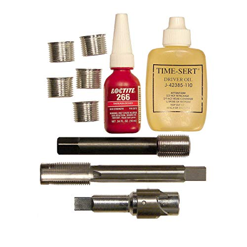 TIME-SERT 5588 M14 x 1.25 Add On Ford Triton Triple Oversized Thread Repair Kit by TIME-SERT (Image #1)