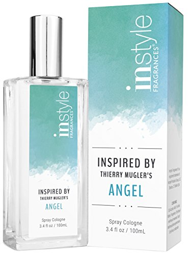 Instyle Fragrances Inspired by Thierry Mugler's Angel - Fragrance for Women - 3.4 oz