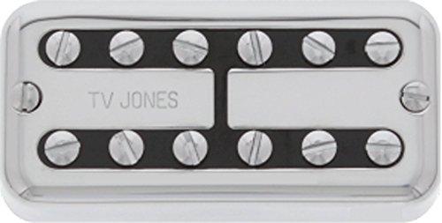 TV Jones FTB-UVCHM TV Classic Universal Mount Chrome Bridge