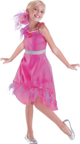 Spirit Disney High School Musical 3 Sharpay Prom Deluxe Child Costume, Childs Large