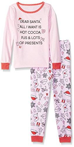 The Childrens Place Baby Girls Pajama Set  Cameo 91689  6 9Months