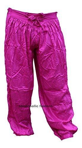 SHOPOHOLIC FASHION - Pantalón - para mujer Rosa
