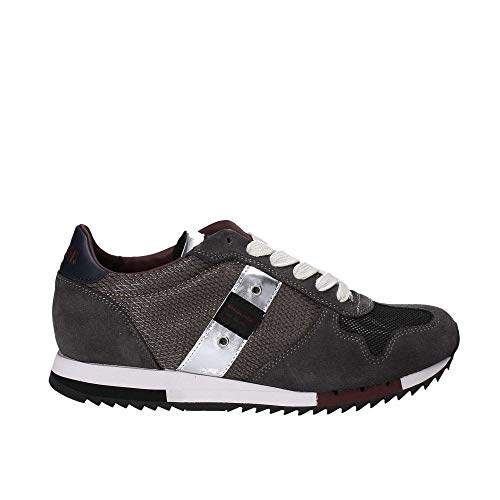 Blauer Sneaker 7fquincy01 Taupe grigio