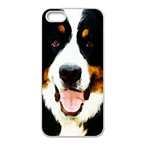 Wholesale Cheap Phone Case For Apple Iphone 5 5S Cases -Funny Dog,Dogs Art Pattern-LingYan Store Case 6