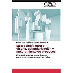 Metodologia Para El Diseno, Estandarizacion y Mejoramiento de Procesos